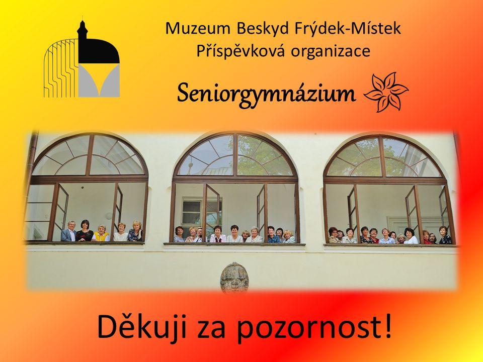 Muzeum Beskyd Frýdek-Místek Příspěvková organizace