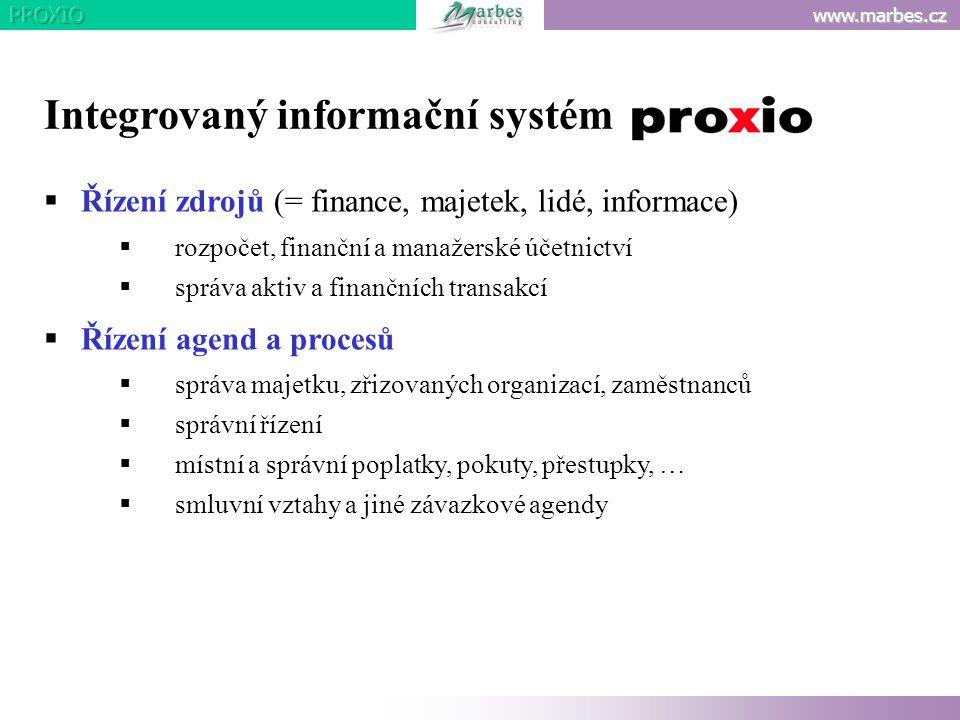 Integrovaný informační systém