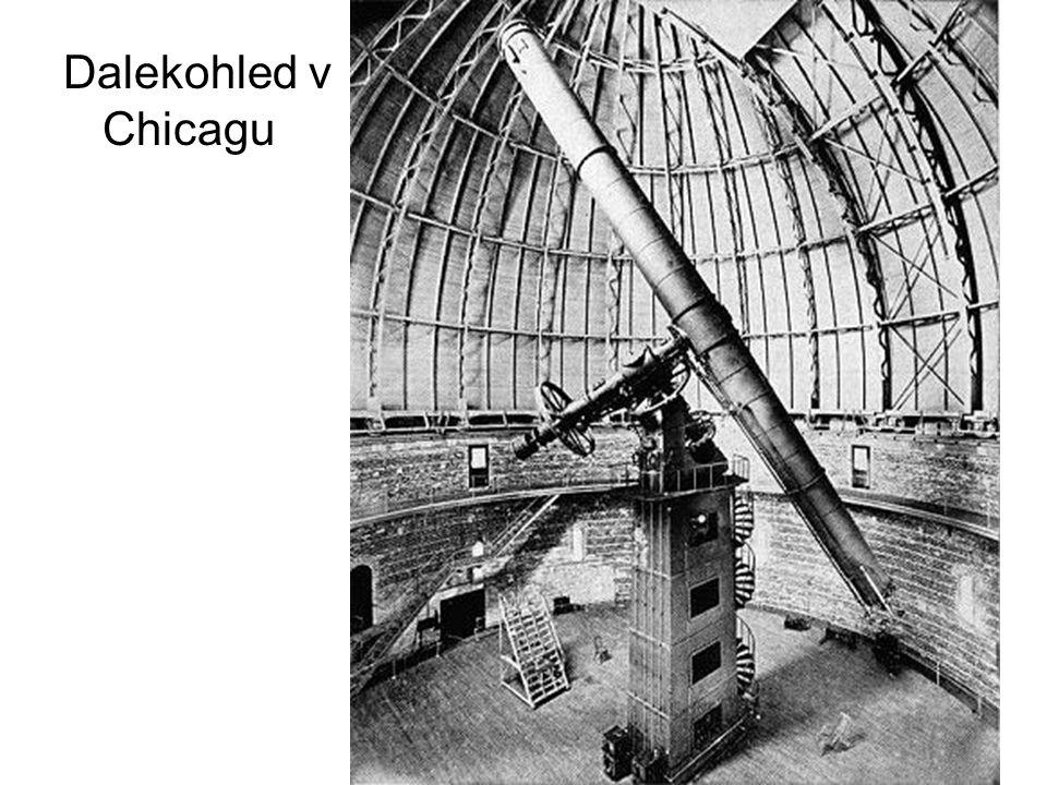 Dalekohled v Chicagu