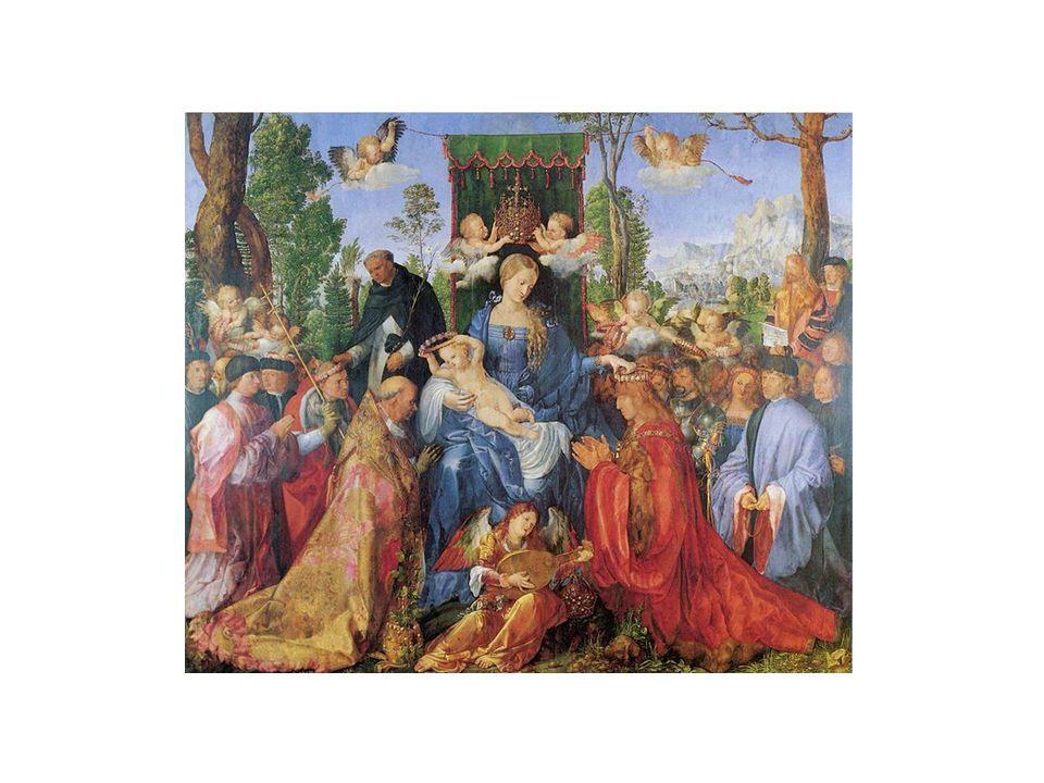 Růžencová slavnost – NG v Praze (1506)