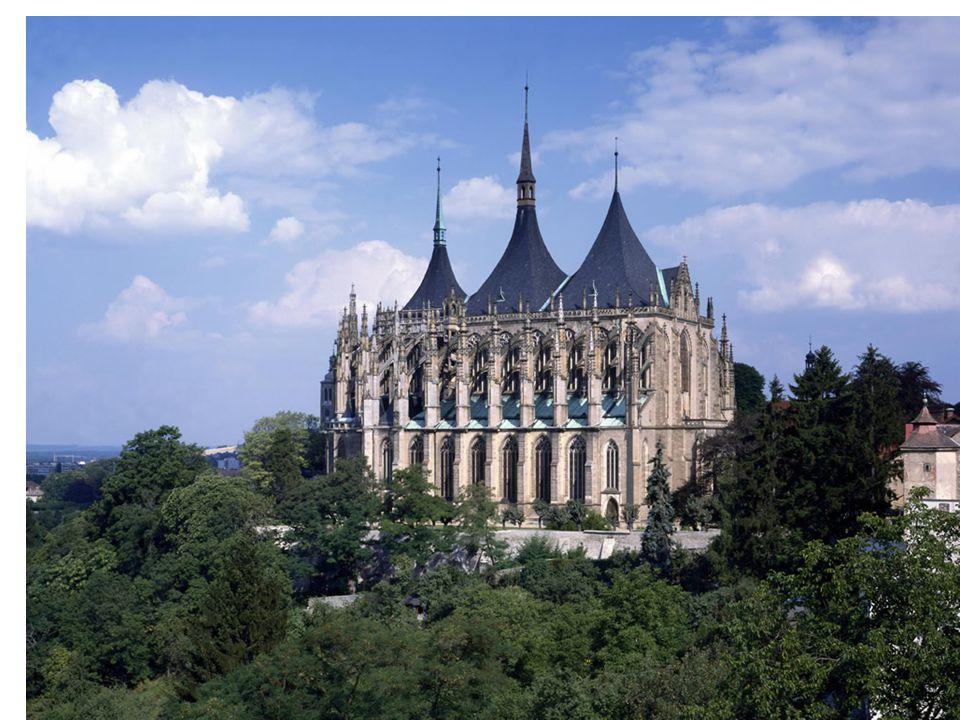 Chrám Svaté Barbory v Kutné Hoře
