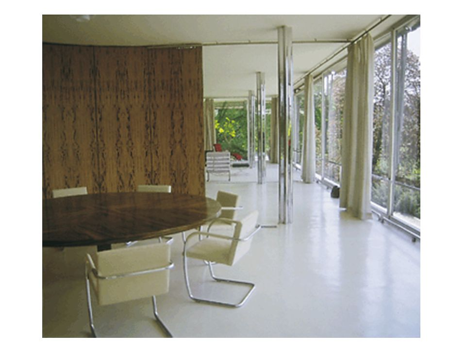 Vila Tugendhat - interior