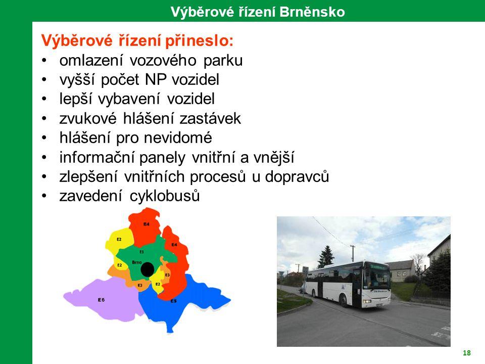 Výběrové řízení Brněnsko