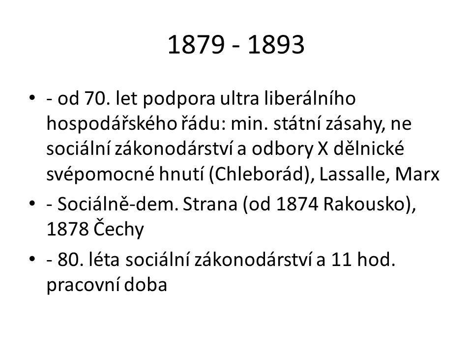 1879 - 1893
