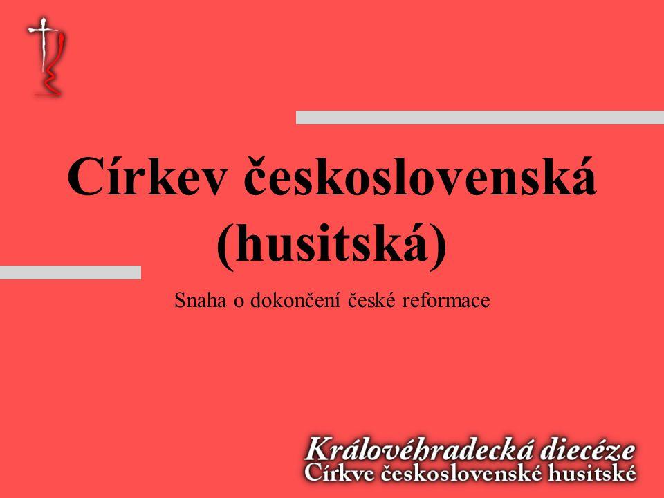 Církev československá (husitská)