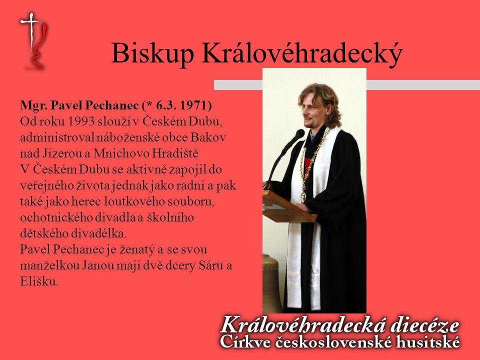 Biskup Královéhradecký