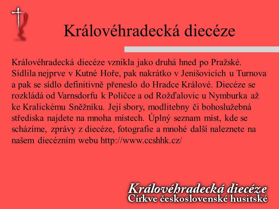 Královéhradecká diecéze