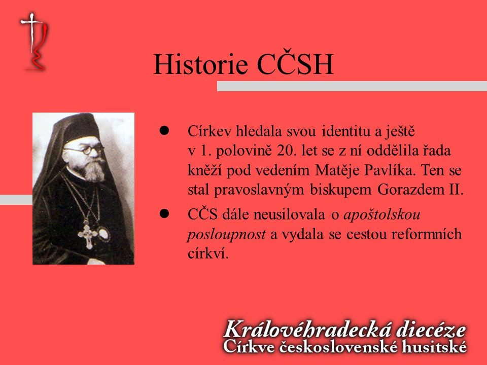 Historie CČSH