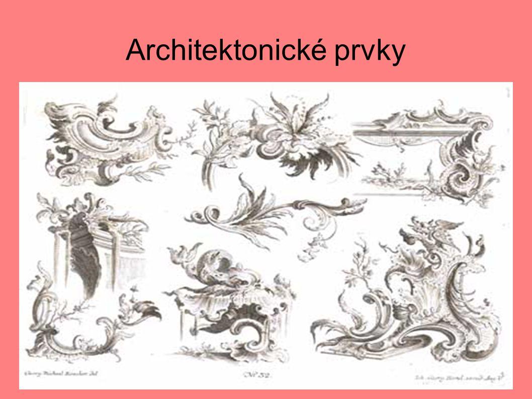 Architektonické prvky