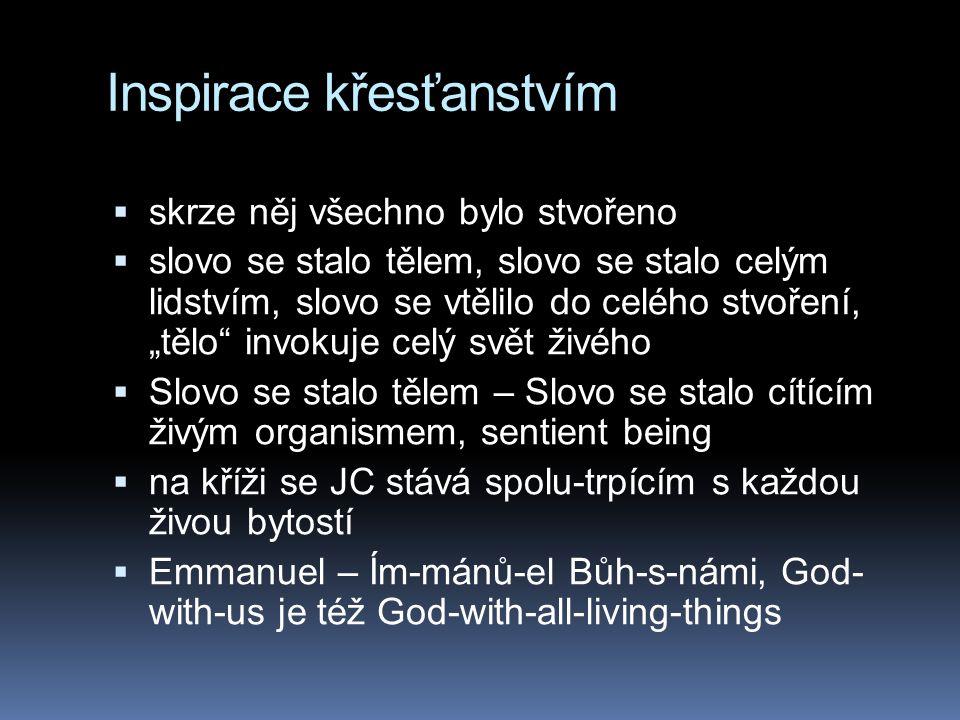 Inspirace křesťanstvím