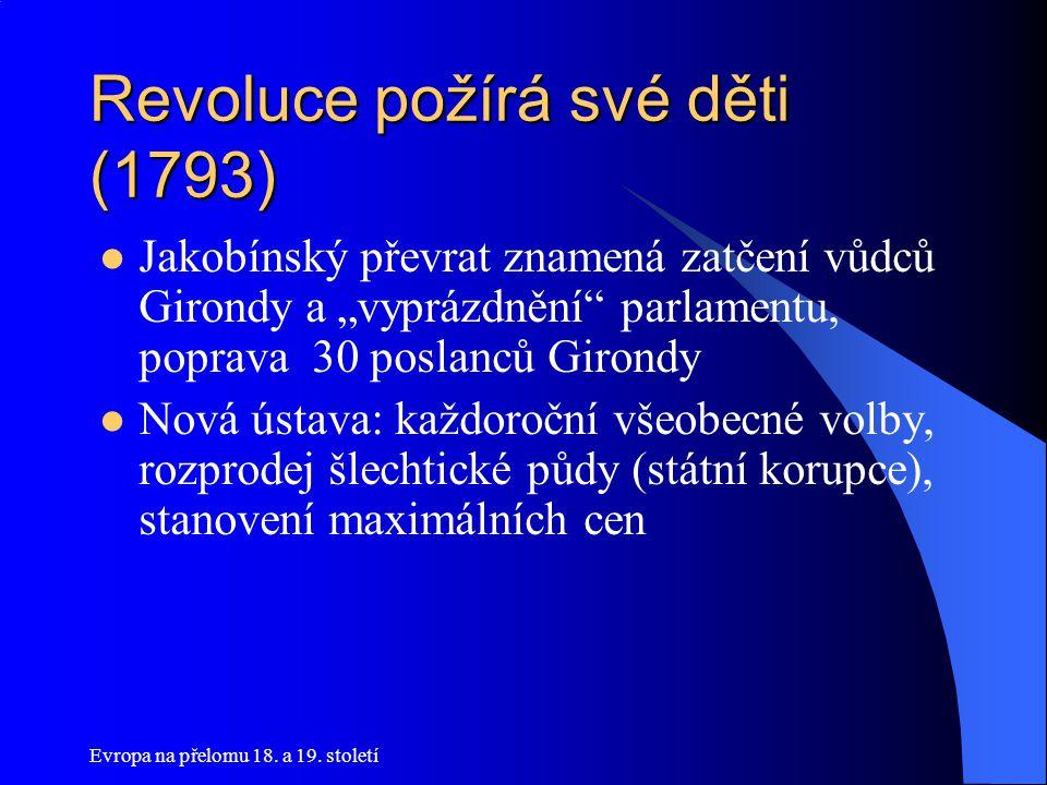 Revoluce požírá své děti (1793)