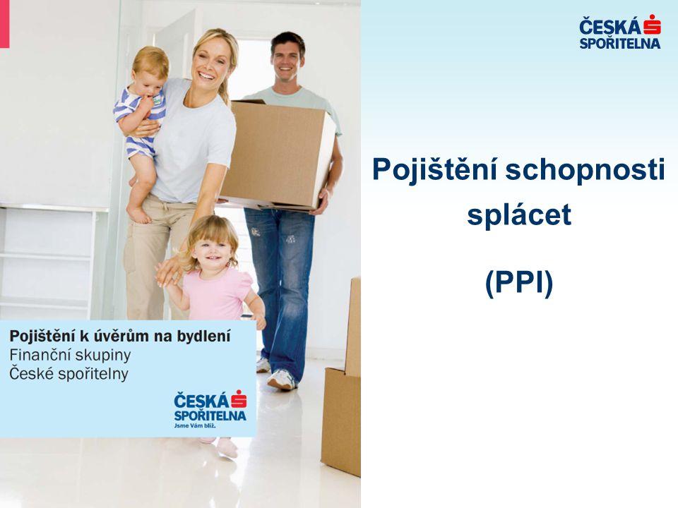 Pojištění schopnosti splácet (PPI)