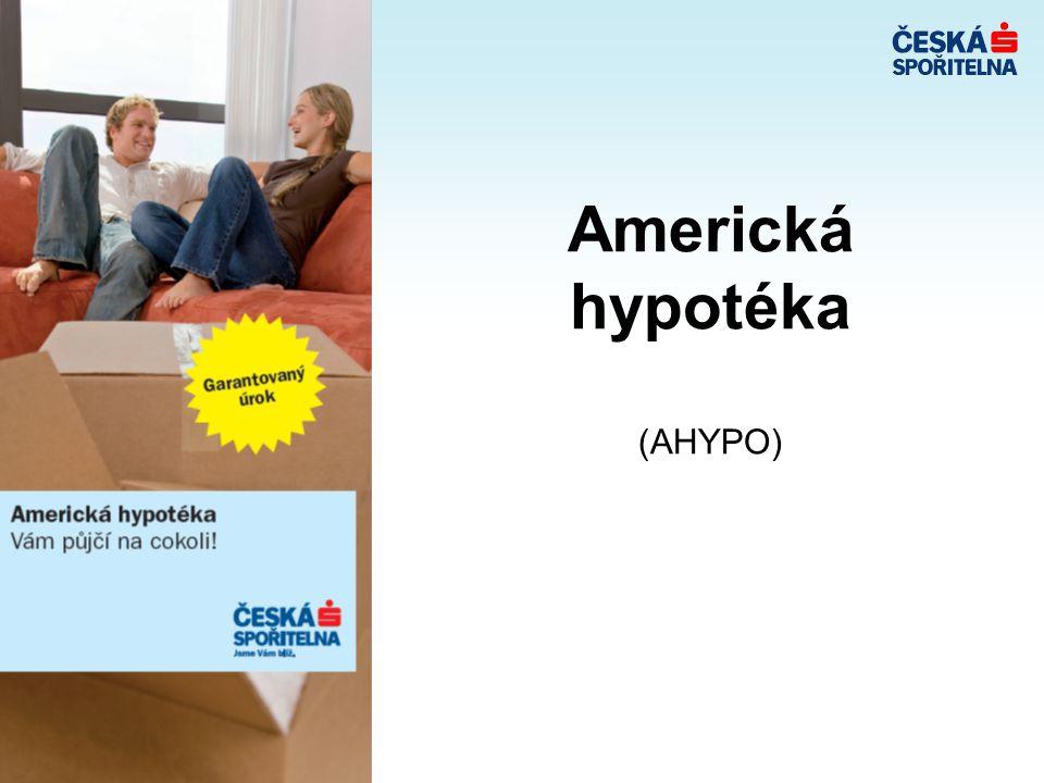 Americká hypotéka (AHYPO)