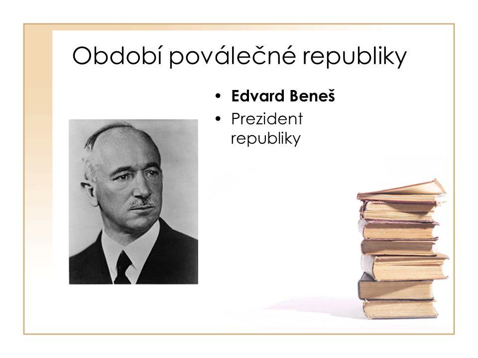 Období poválečné republiky