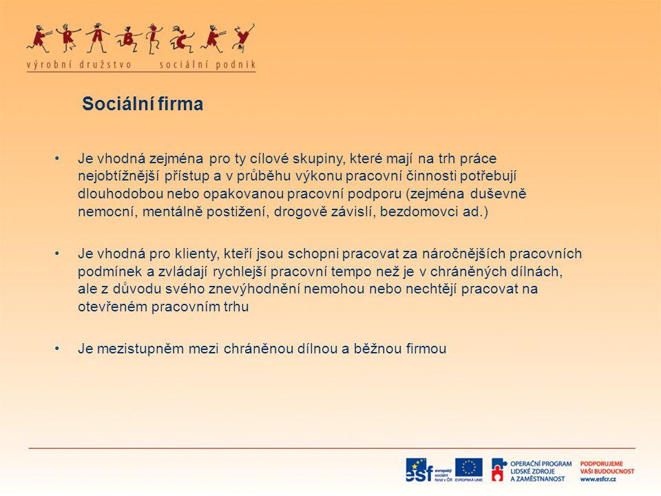 Sociální firma