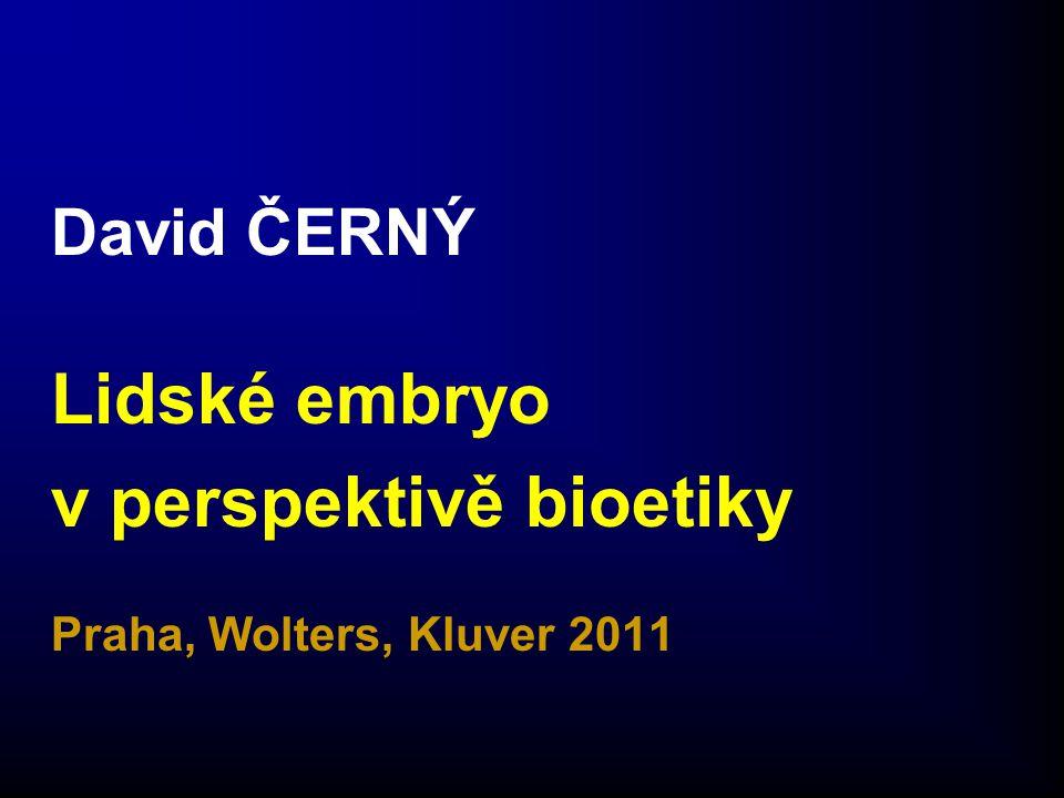 v perspektivě bioetiky