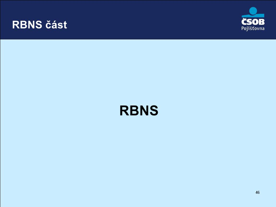 RBNS část RBNS