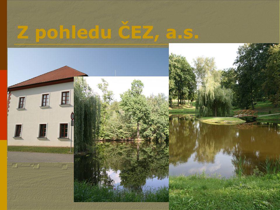 Z pohledu ČEZ, a.s.