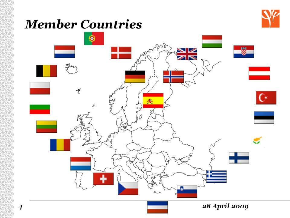 Member Countries www.efpsa.org