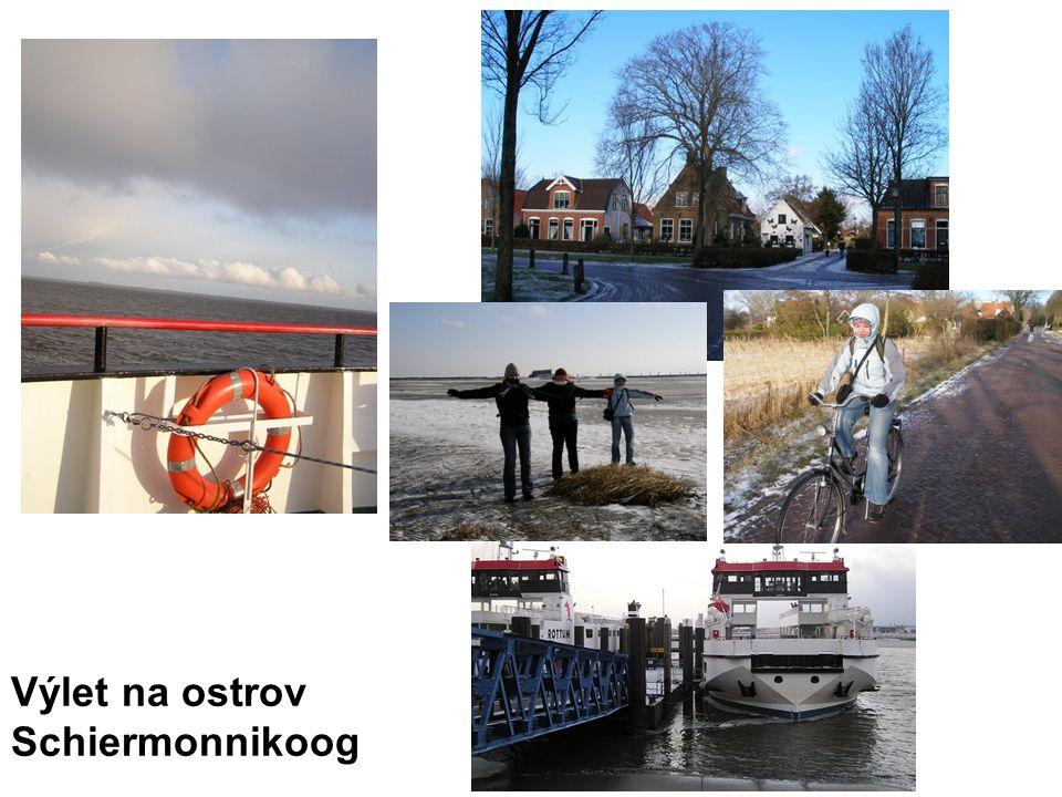 Výlet na ostrov Schiermonnikoog