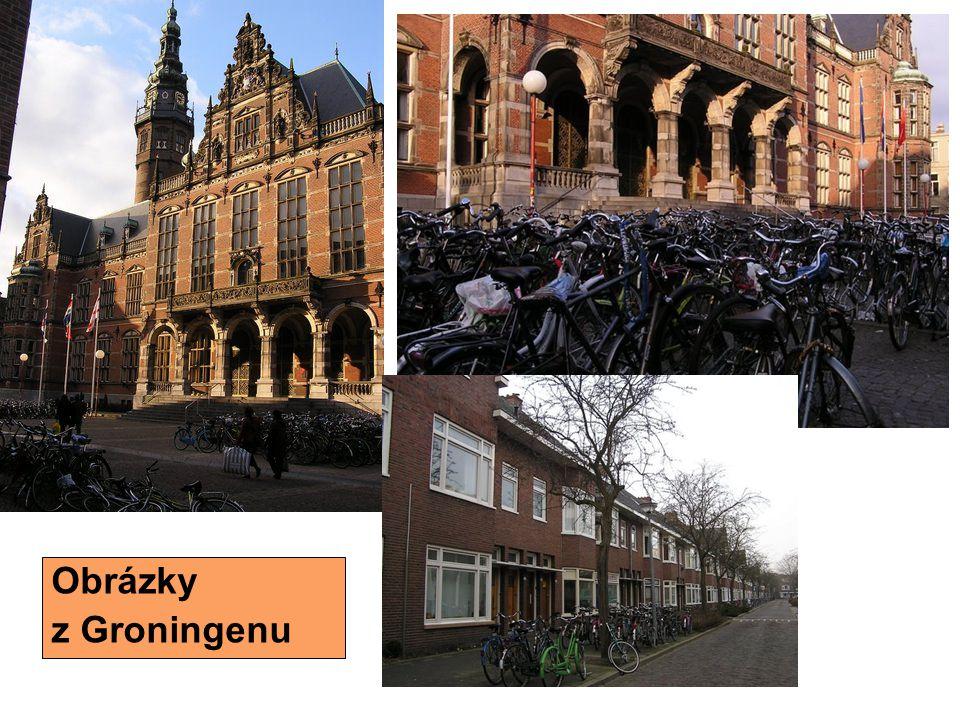Obrázky z Groningenu