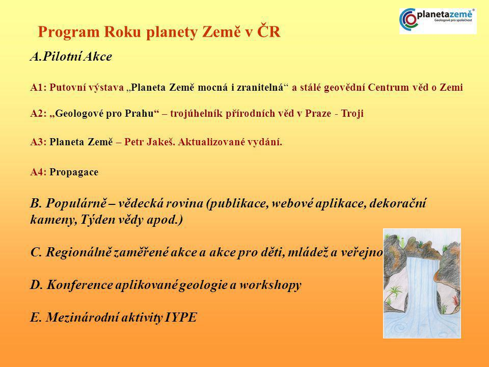 Program Roku planety Země v ČR