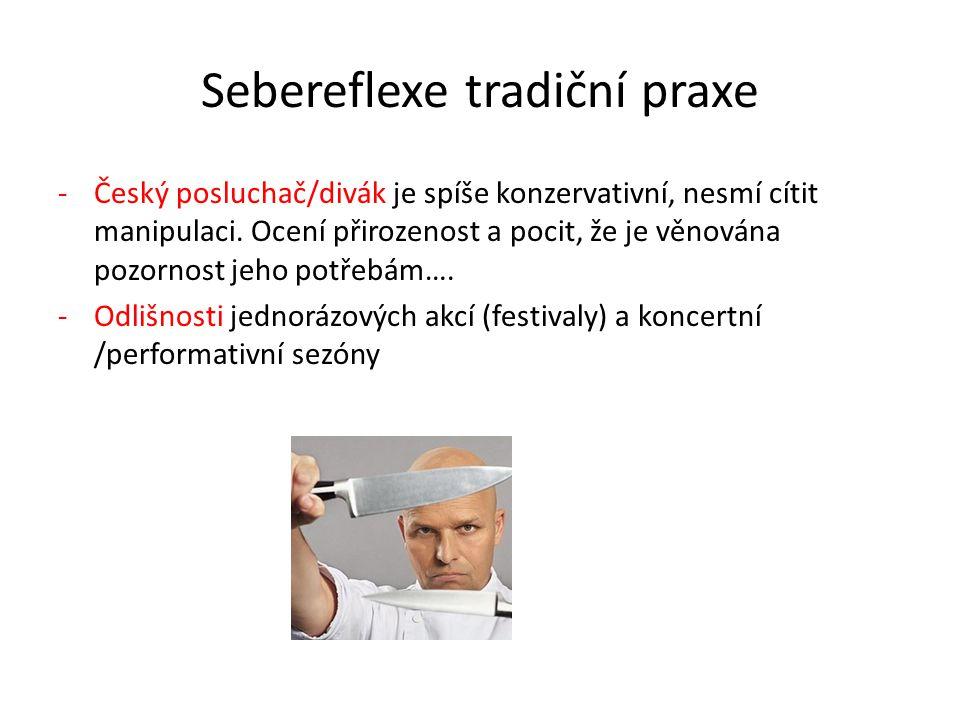 Sebereflexe tradiční praxe