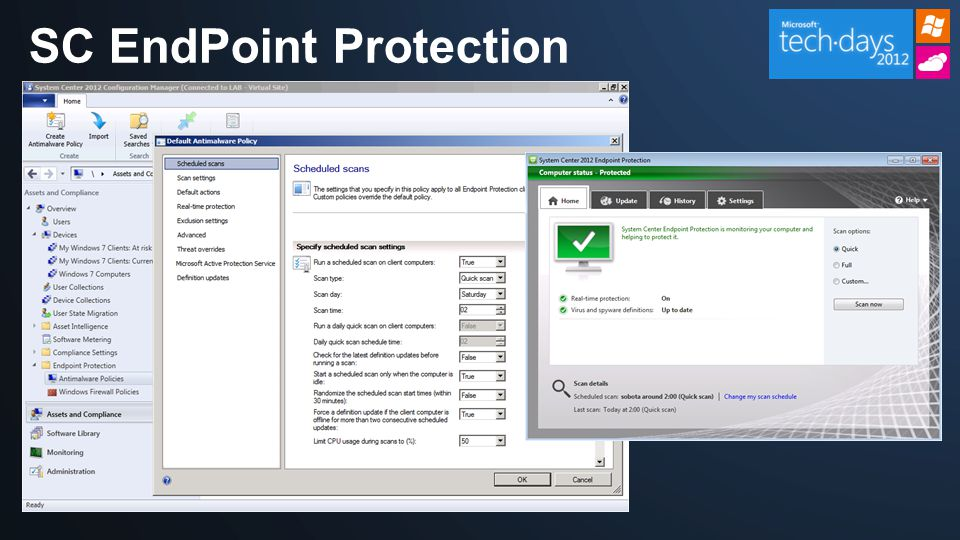 SC EndPoint Protection