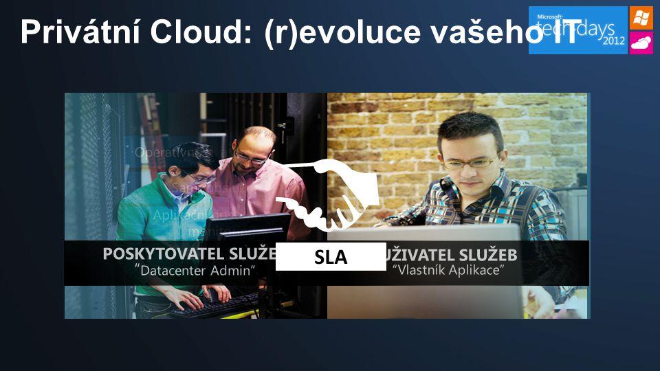 Privátní Cloud: (r)evoluce vašeho IT