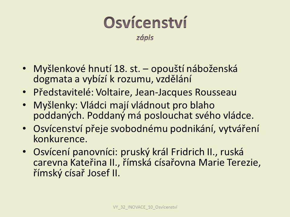 VY_32_INOVACE_10_Osvícenství