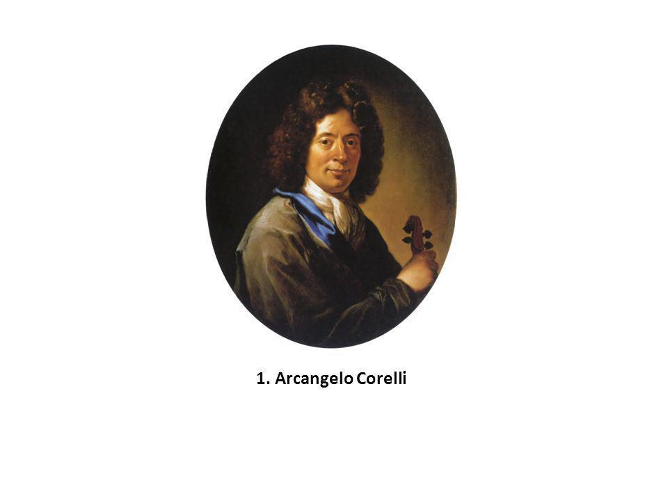 1. Arcangelo Corelli