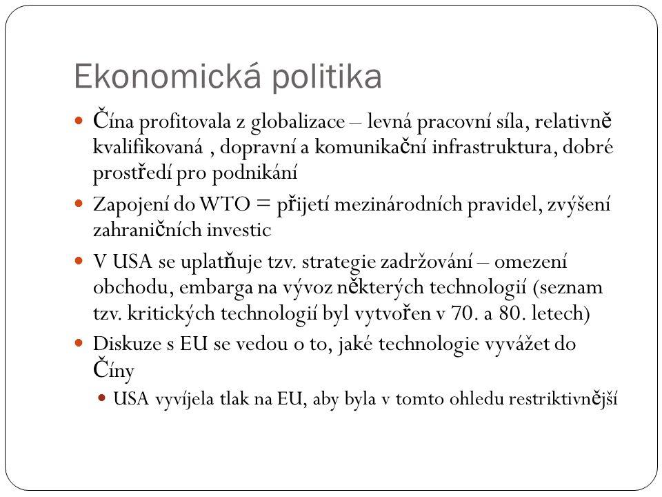Ekonomická politika