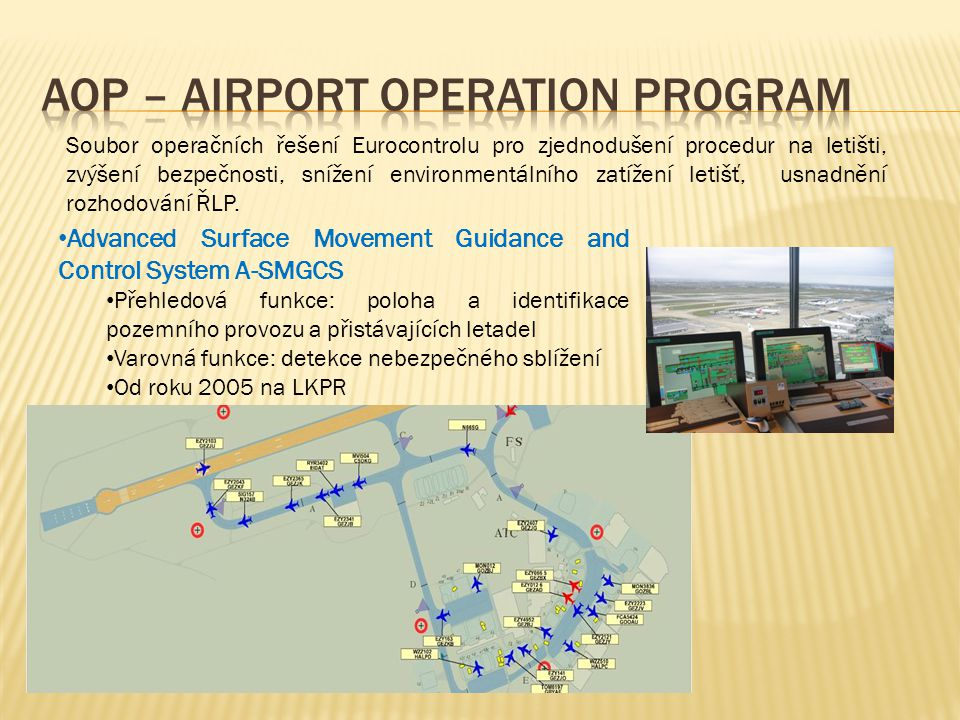 Aop – Airport Operation program