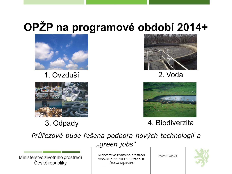 OPŽP na programové období 2014+
