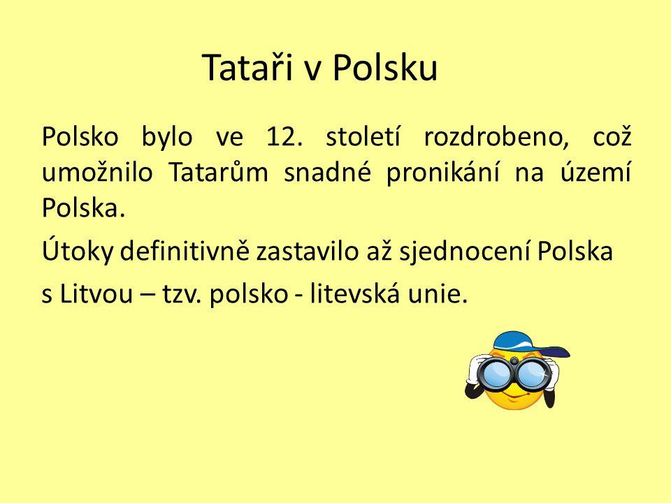 Tataři v Polsku
