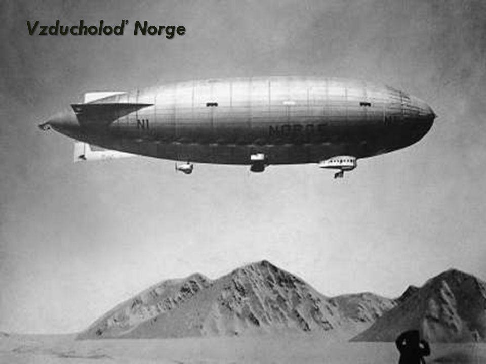 Vzducholoď Norge