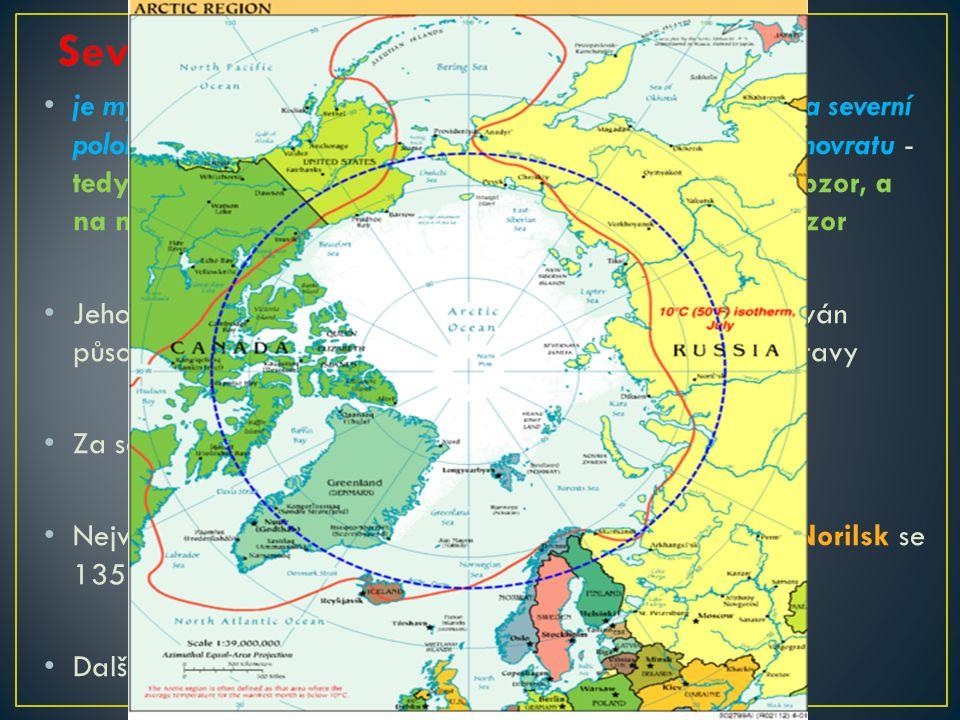 Severní polární kruh