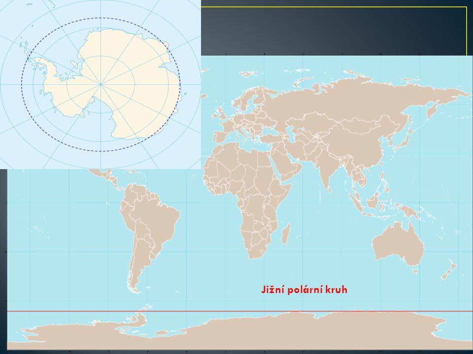 Jižní polární kruh