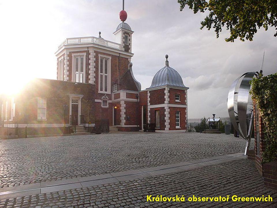 Královská observatoř Greenwich