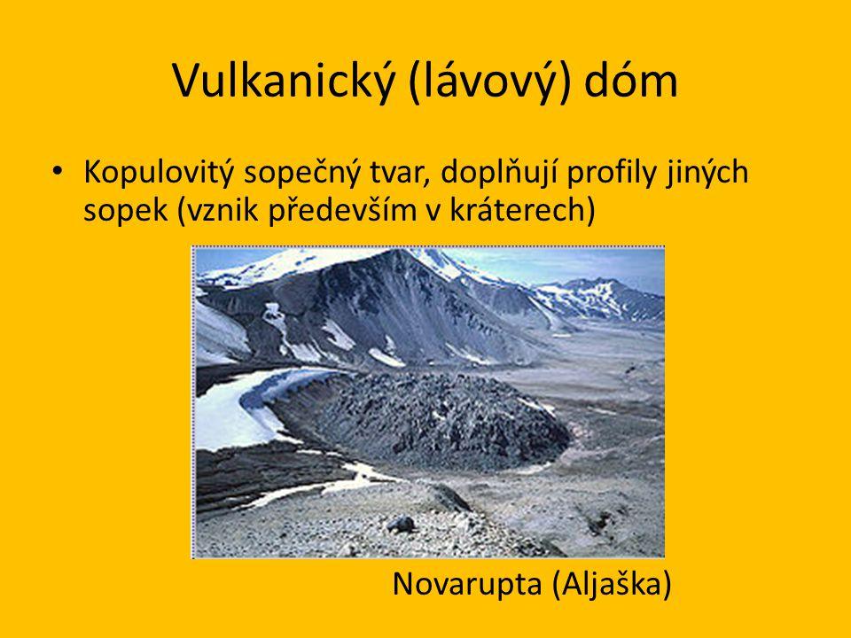 Vulkanický (lávový) dóm