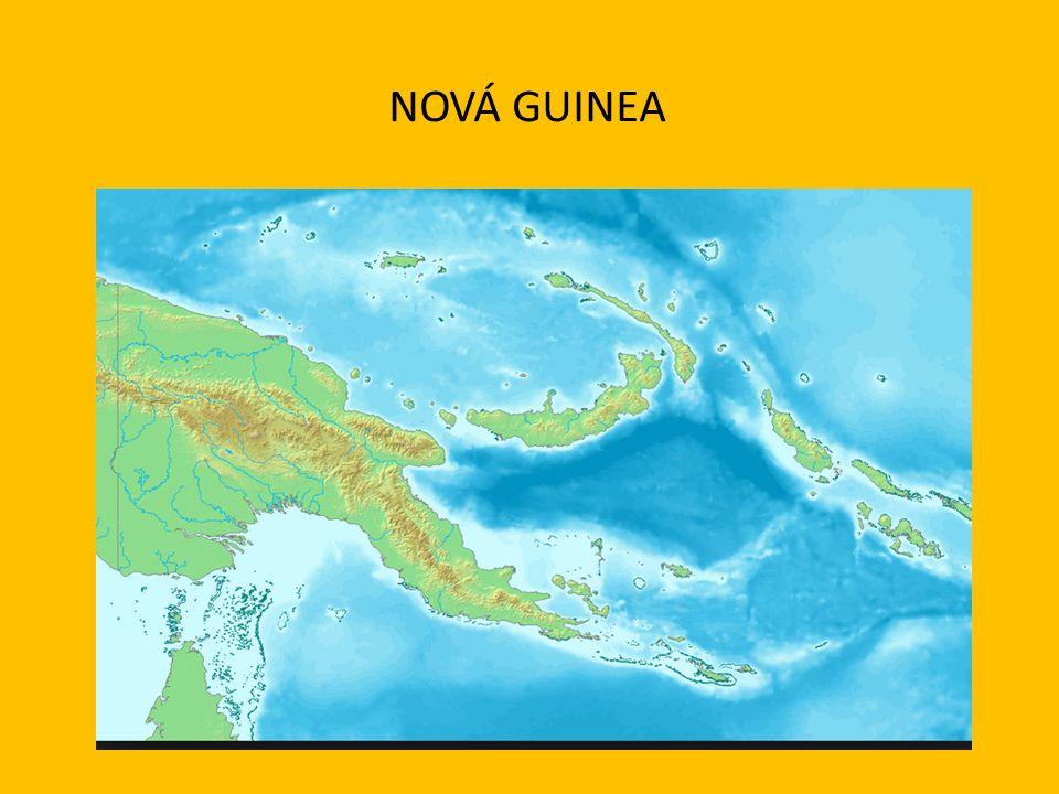 NOVÁ GUINEA
