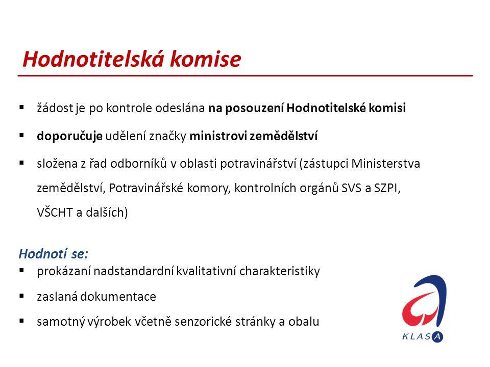 Hodnotitelská komise Hodnotí se: