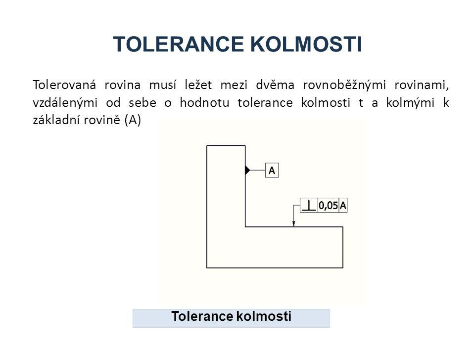 TOLERANCE KOLMOSTI