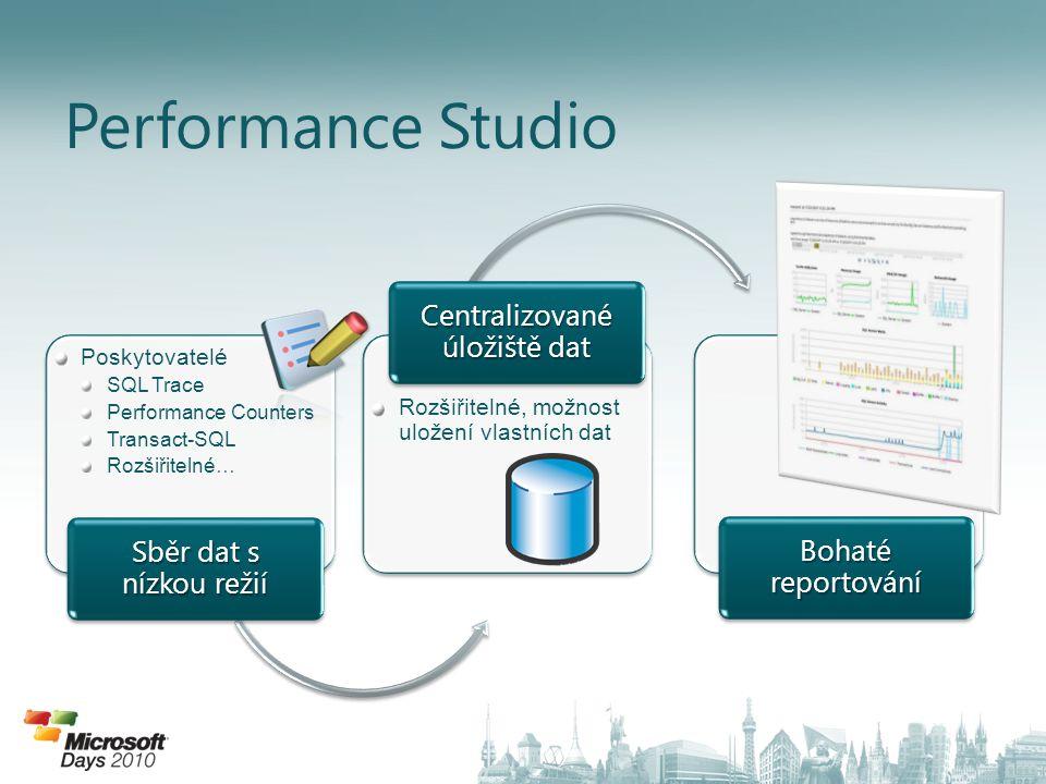 Centralizované úložiště dat