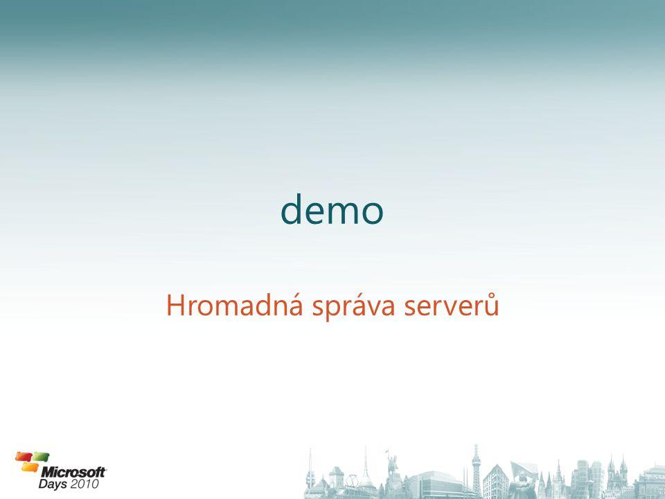 Hromadná správa serverů