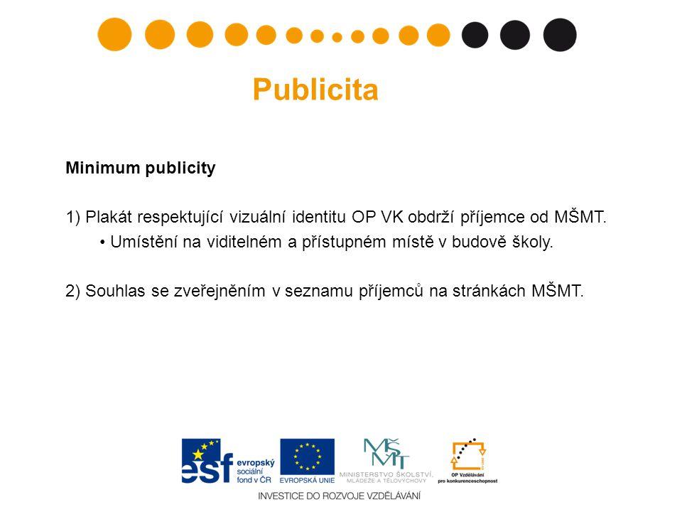 Publicita Minimum publicity