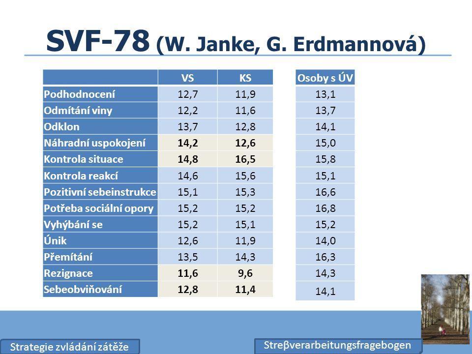 SVF-78 (W. Janke, G. Erdmannová)