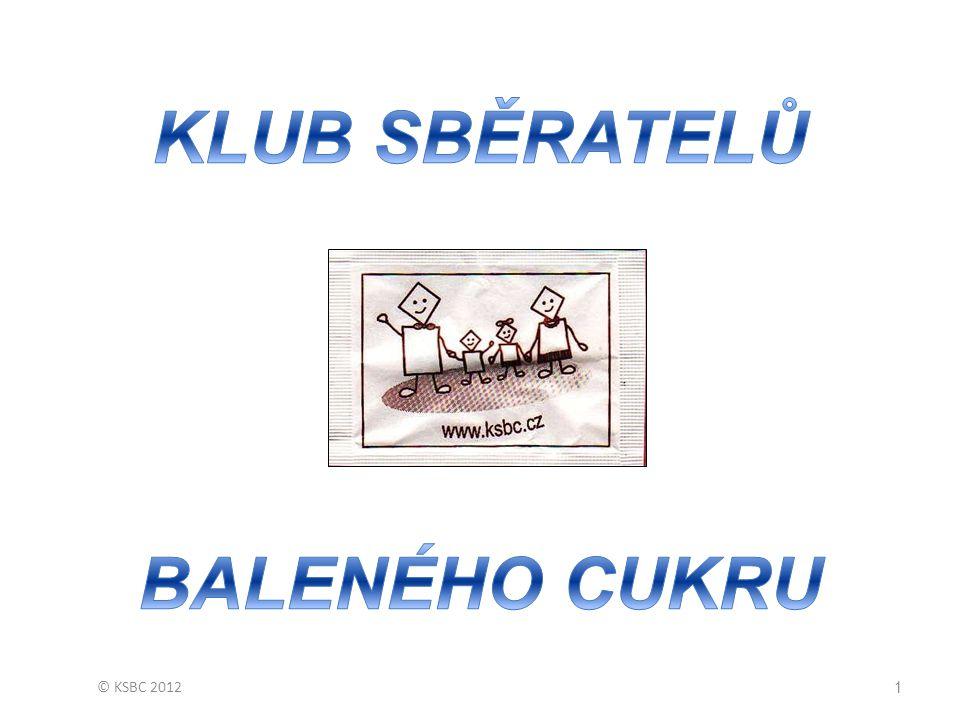KLUB SBĚRATELŮ BALENÉHO CUKRU