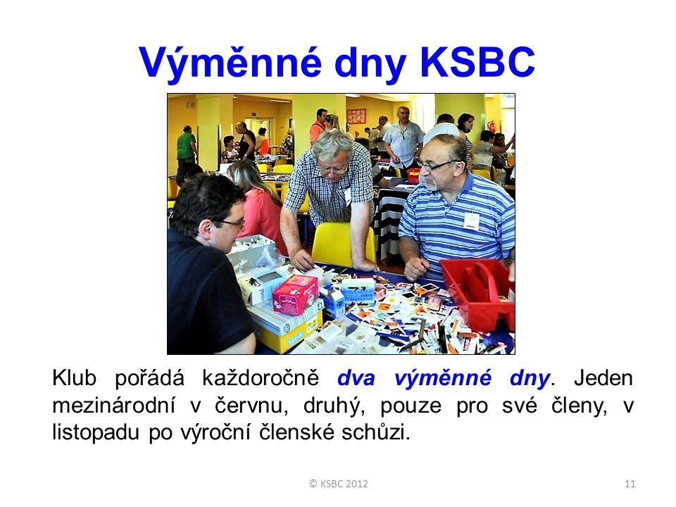 Výměnné dny KSBC