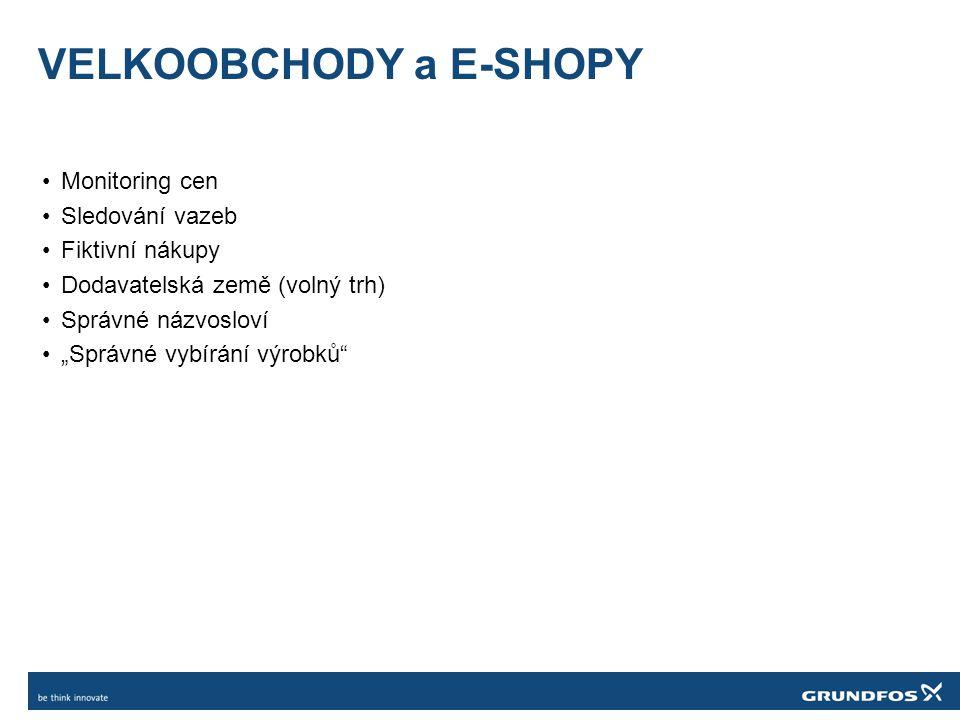 VELKOOBCHODY a E-SHOPY